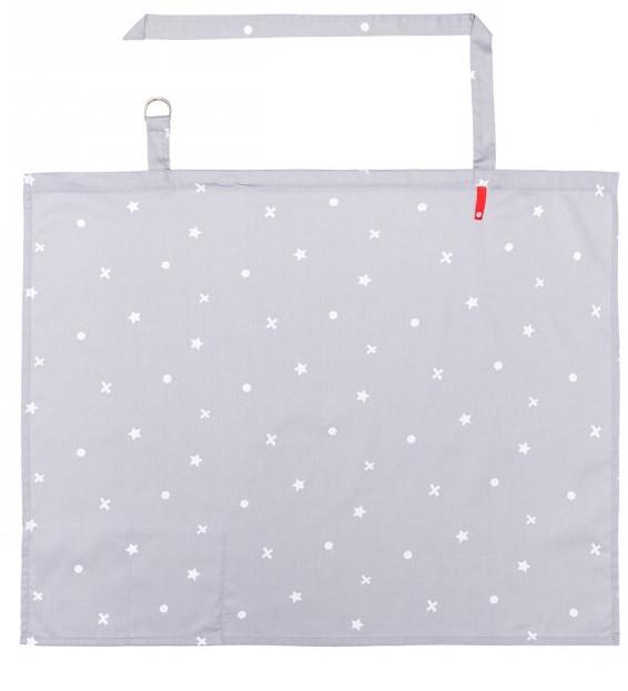 Cambrass Nursing Cover Grey 3